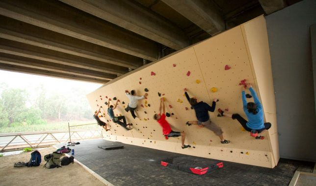Underpass Art Amp Parks 15 Fun Projects Reclaiming Disused