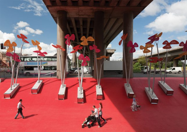Underpass Art & Parks: 15 Fun Projects Reclaiming Disused ...