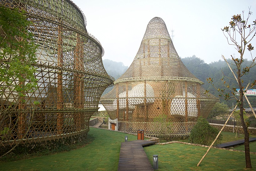 Bamboo Architecture Buildings And Structures bamboo architecture: 14 sustainable and spectacular organic