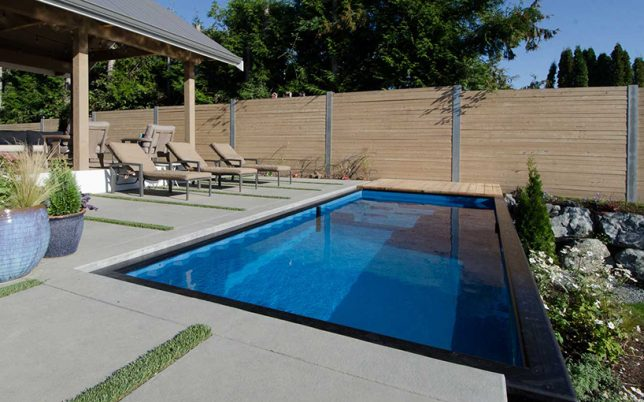 Ship Swim Mobile Cargo Container Pool On Demand Hot Tub For Homes Urbanist