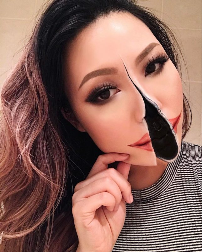 Trippy Transformations Makeup Artist Creates Unreal 3d Illusions - Everyday-makeup-looks