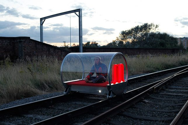 Off The Rails 12 Artistic Interventions Of Train Cars