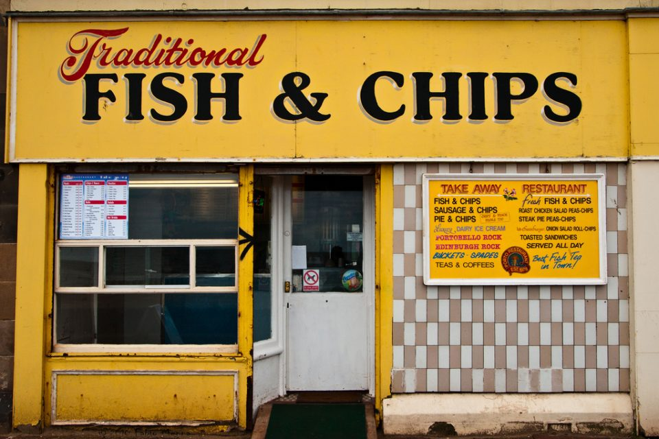 Battered 15 closed and abandoned fish chip shops urbanist for One fish two fish restaurant