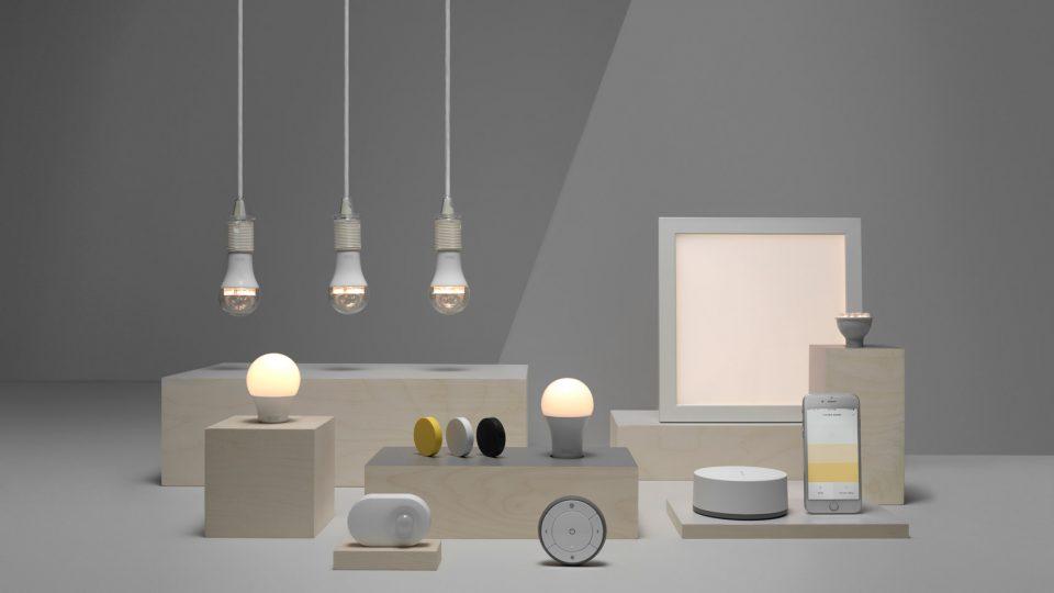 New IKEA Smart Home Fixtures Compatible With Google, Apple U0026 Amazon
