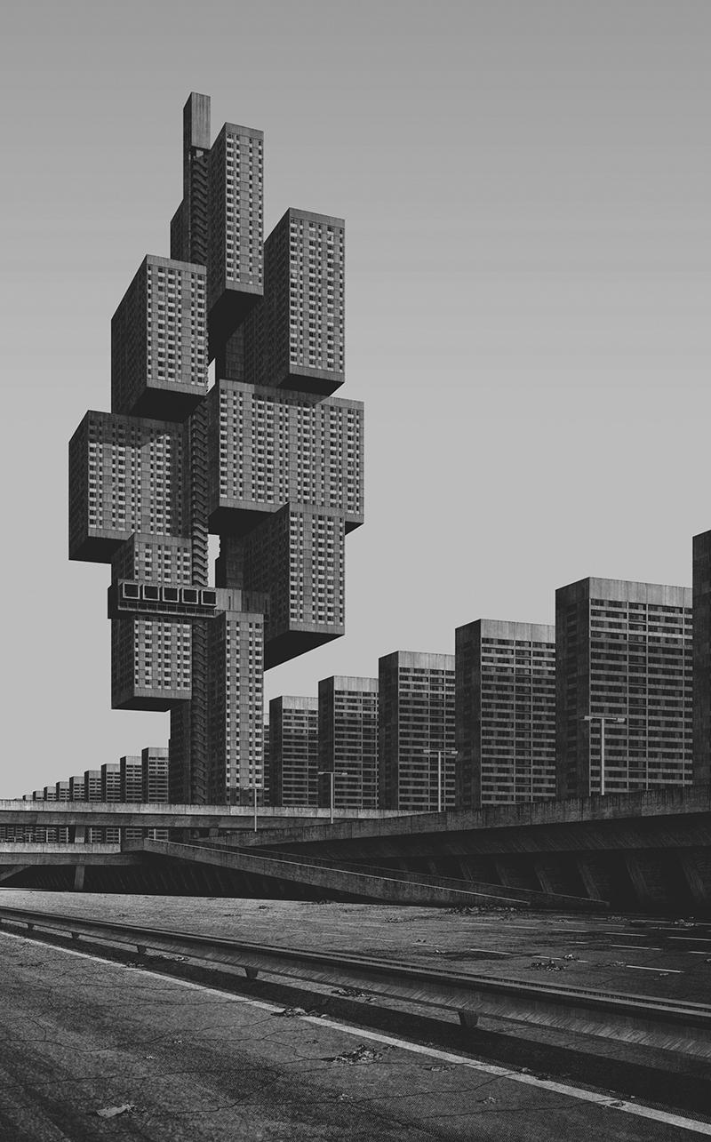 brutalist victory  concrete skylines dominate radical