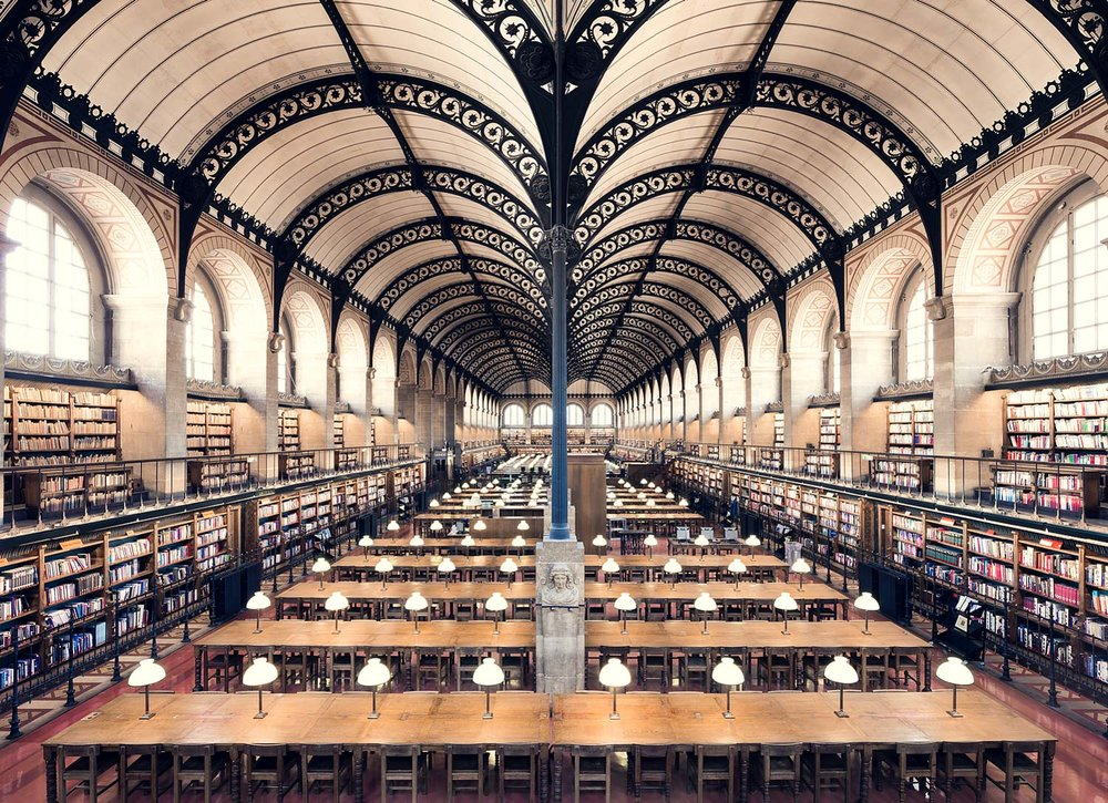 Palaces of Self-Discovery: Photos Document the World's Most Beautiful Libraries