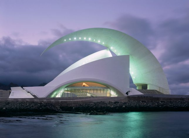 Out Of This World Architecture 16 Real Buildings Inspired