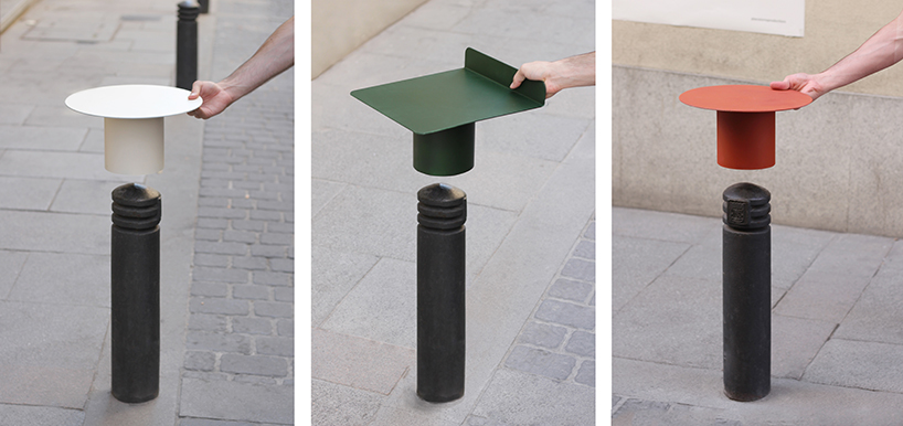 High Quality This Series Of Simple Additions From Teratoma Dubbed PLUG A SEAT Aim To  Transform (or At Least Extend) The Function Of The Bollard, Converting Rows  Of ... Part 17