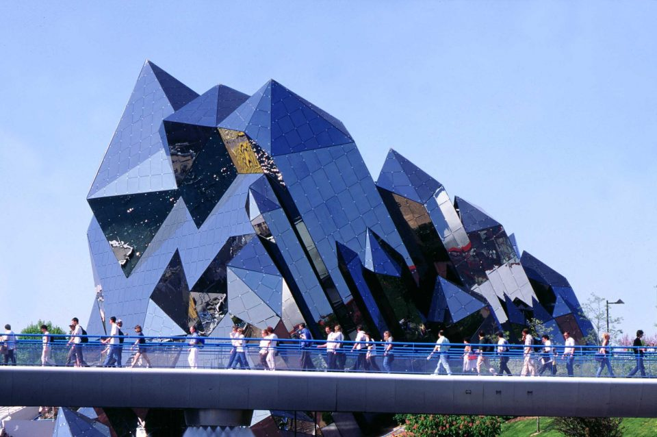 Real Architecture Buildings out of this world architecture: 16 real buildings inspired