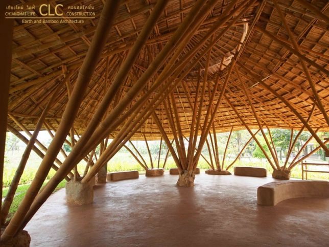 Bold Bamboo 8 Dramatic Organic Structures By Chiangmai