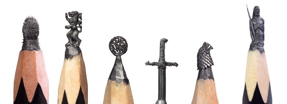 Pencil Art 50 Sculptures Explore The Hidden Beauty Of