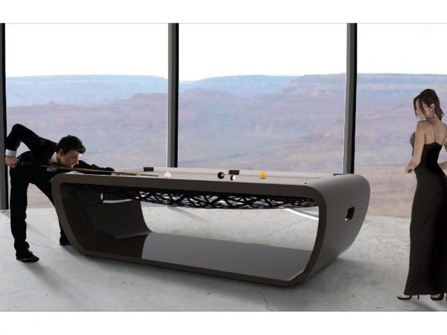 Not Your Dive Bar\'s Pool Table: 13 Modern Game Furniture Designs ...