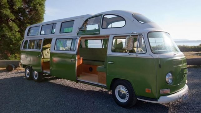 In The Long History Of Vw Minibus Transformations Many A Short Bus Has Been Born Though It S Not Entirely Clear Why Other Than Because We Could