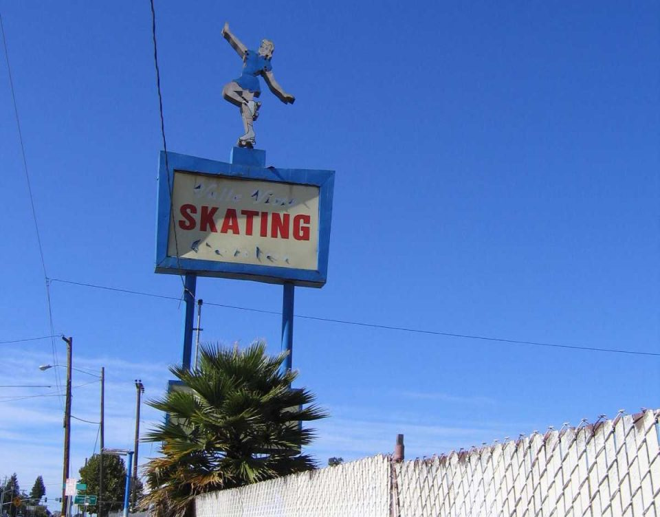 Old Fashioned Roller Rinks
