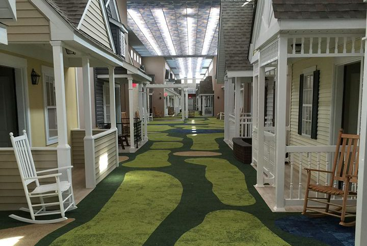Modern Elder Care: 15 Architectural & Tech Solutions For