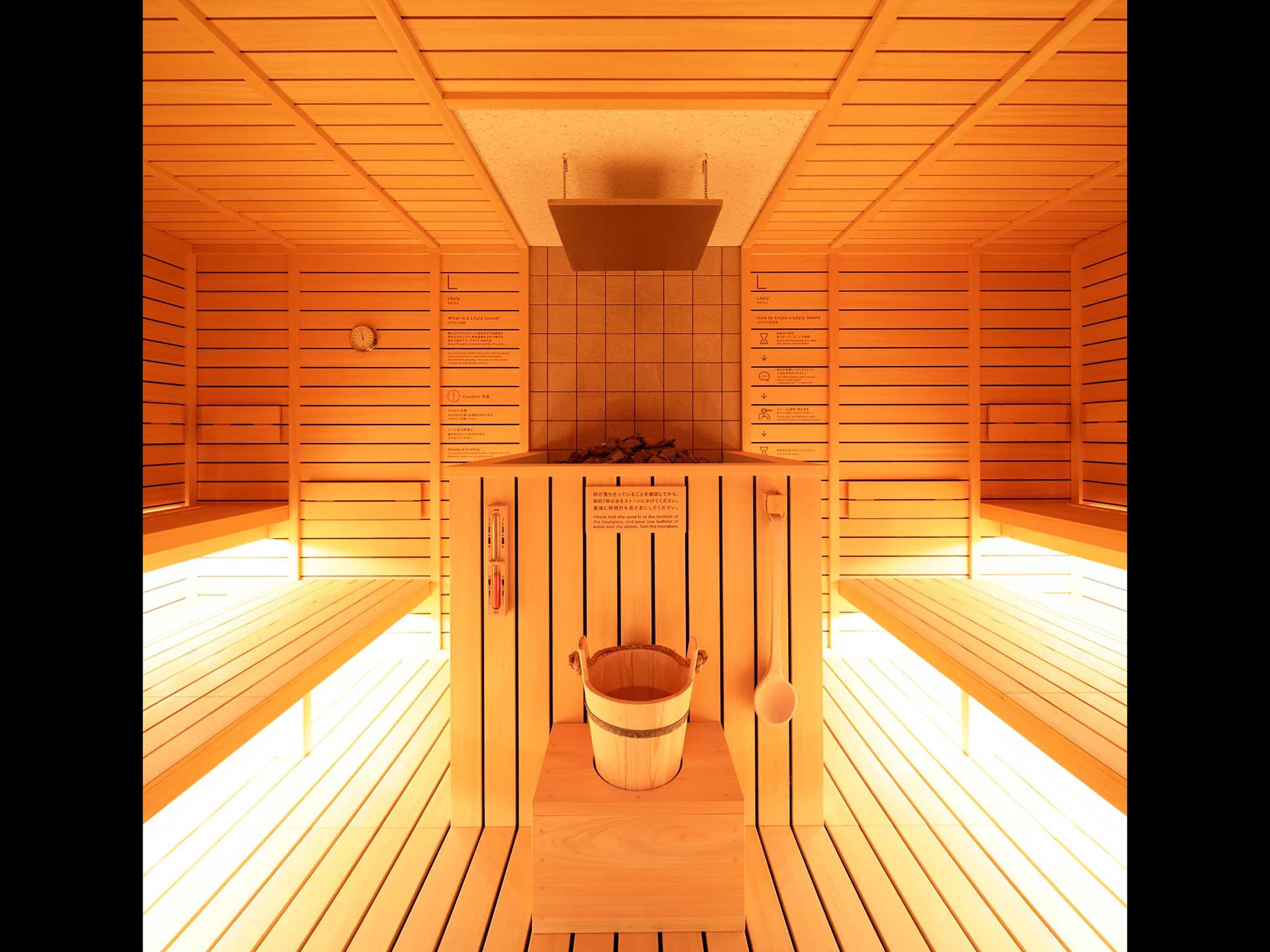 Full Steam Ahead: Japanese Capsule Hotel Offers Saunas