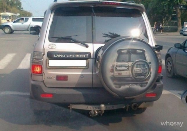Tread Setters: 15 Wheely Cool Spare Tire Covers