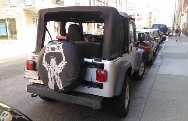 Tread Setters: 15 Wheely Cool Spare Tire Covers | Urbanist