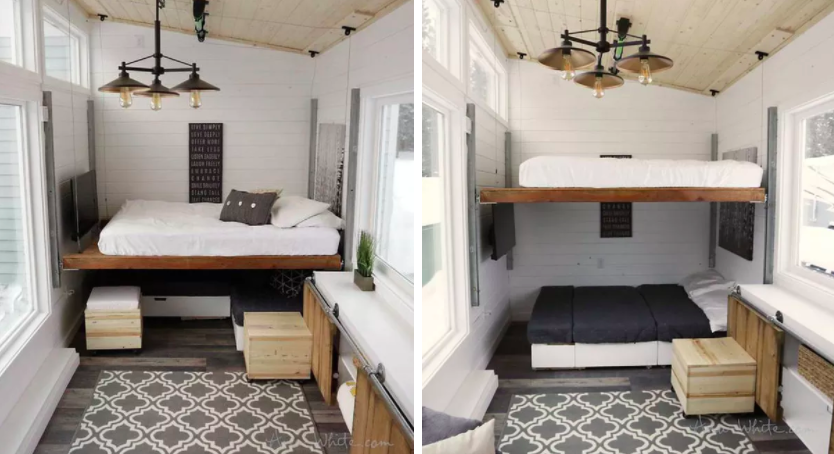 Take It From A Tiny House 12 Smart Small Space Tricks That Really