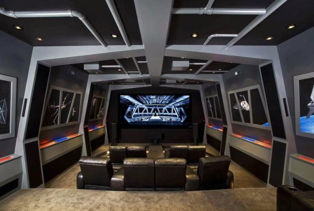 The Force Is Strong In These 10 Immersive Star Wars Themed Interiors Urbanist