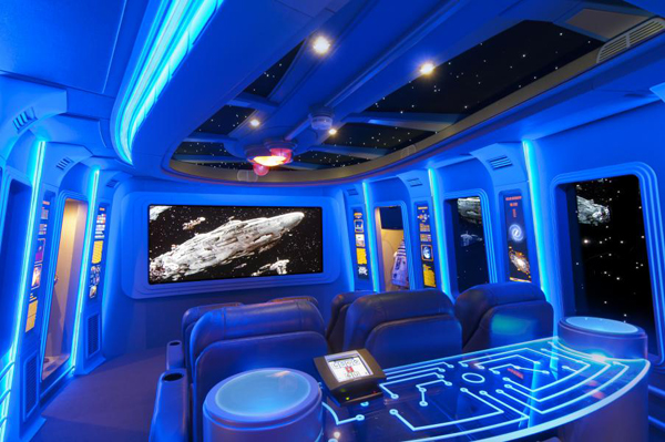 The Force Is Strong In These 10 Immersive Star Wars Themed