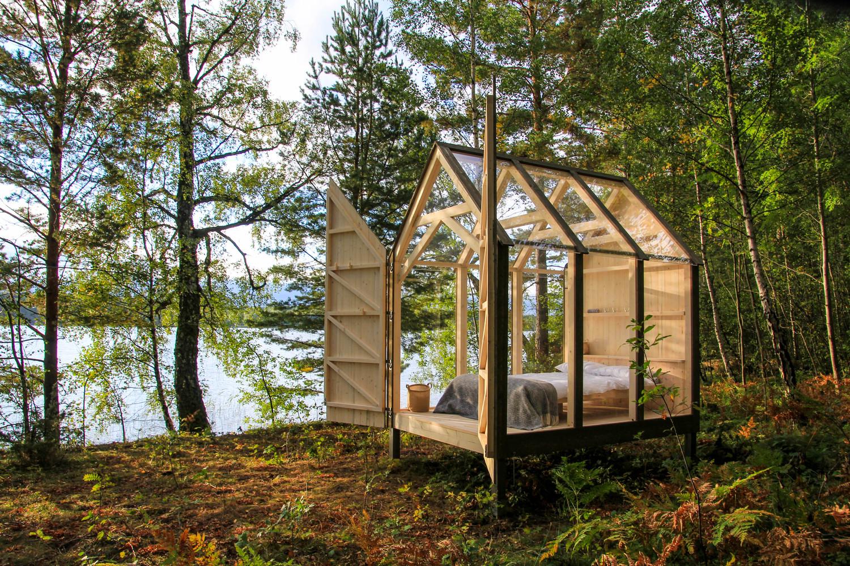 The Modern Cabin 14 Moody Wilderness Getaways Go Beyond