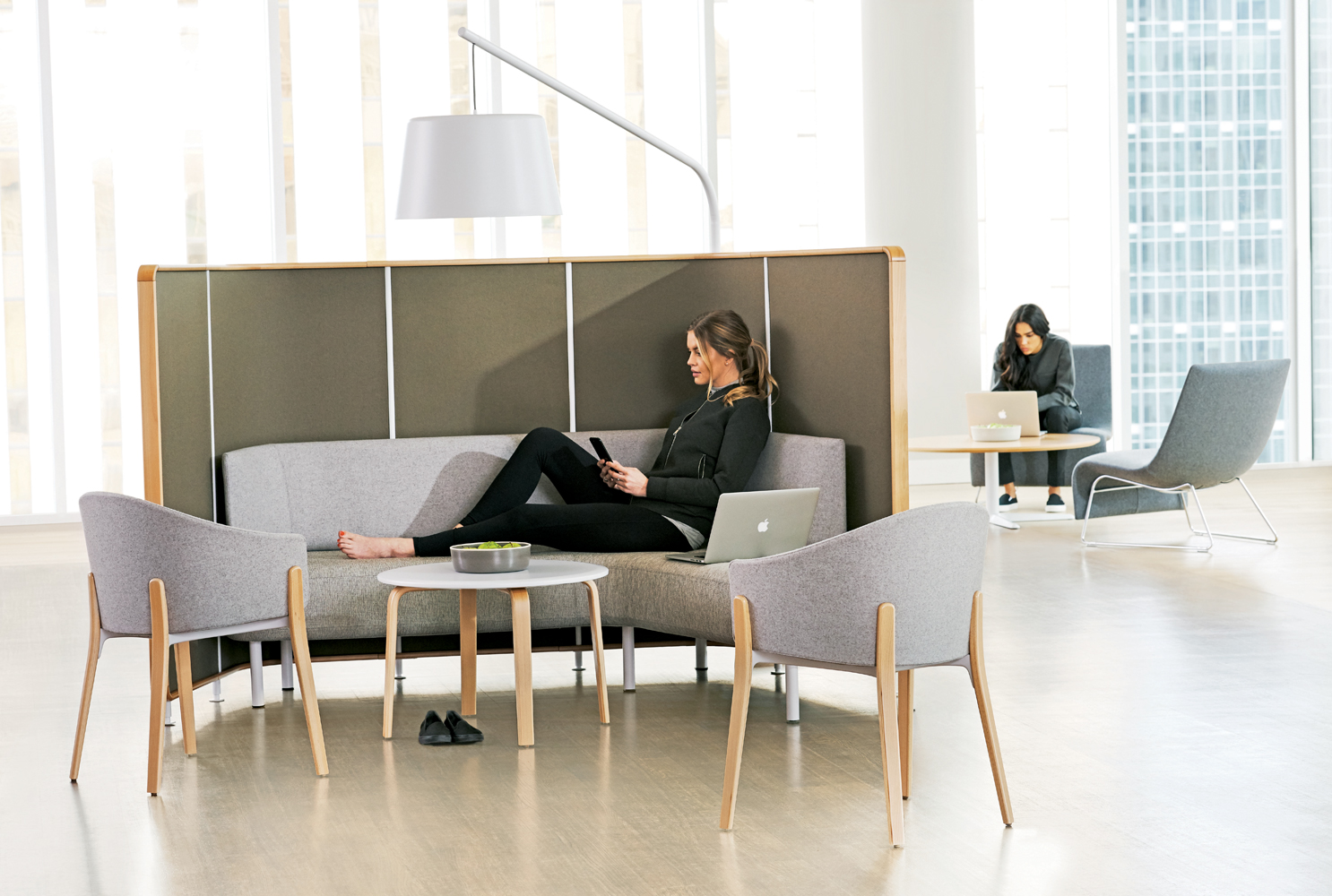 Bye Bye Boring Workspace 12 Office Arrangements That Feel