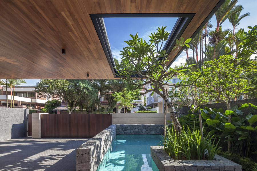 Summer Houses: 7 Tropical Dream Dwellings By Wallflower Architecture U0026  Design