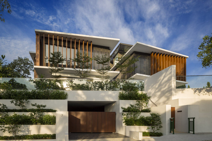 Summer Houses 7 Tropical Dream Dwellings By Wallflower Architecture Design Urbanist