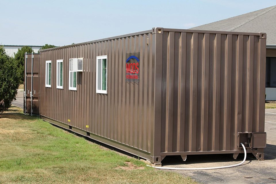 With Amazon On The Scene Has Shipping Container Housing Gone Too