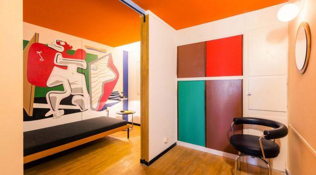 60 Years Later: Original Le Corbusier Interior Design Vision Finally ...