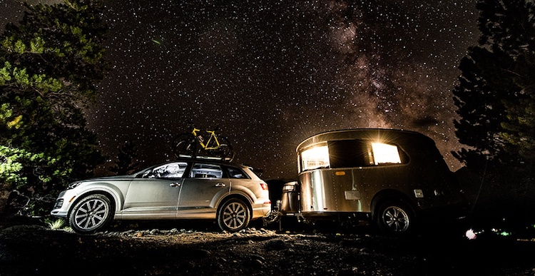 Airstream's Rugged Basecamp X Lets You Go On Rough Roads for