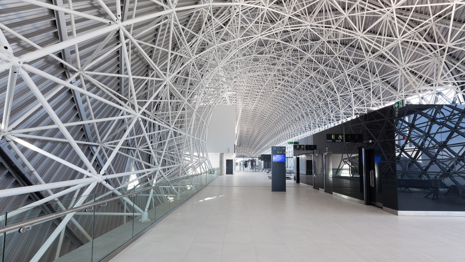 Flight To The Future How Airport Design Is Adapting To A