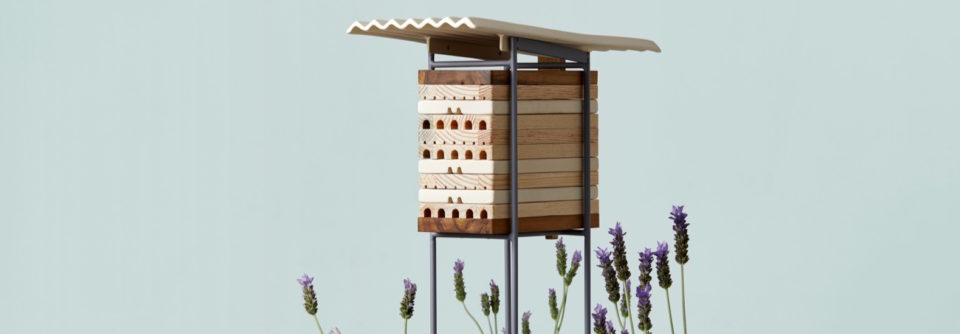 None of Your Beeswax: Urban Anti-Hives Designed for Solitary