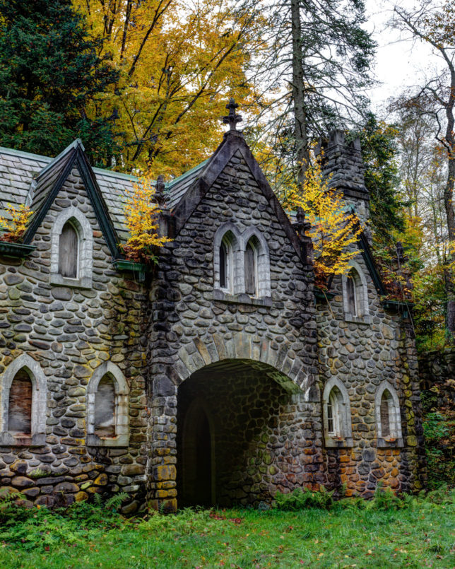 Catskill Keep: An Abandoned Cursed Castle In Upstate NY