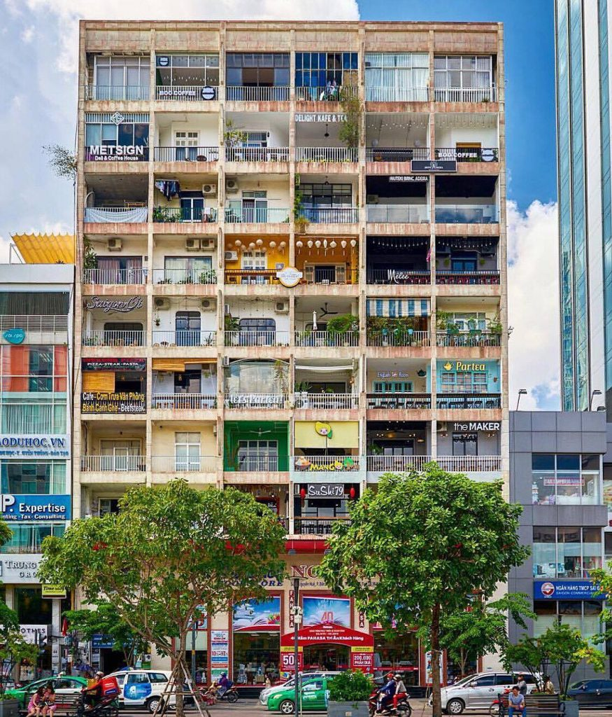 Cheap Apartment Complexes: Abandoned Apartments Transform Into A Vertical Urban Food