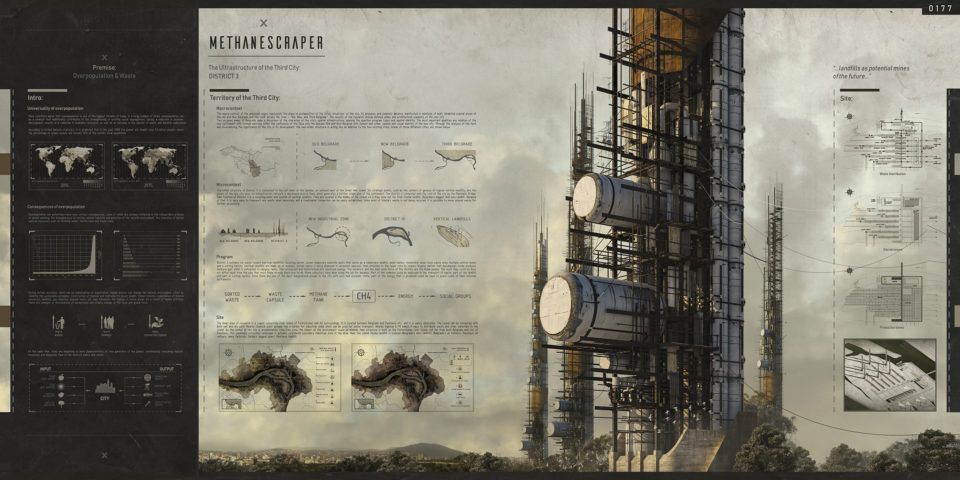 Future Visions of Vertical Architecture: eVolo Competition Winners