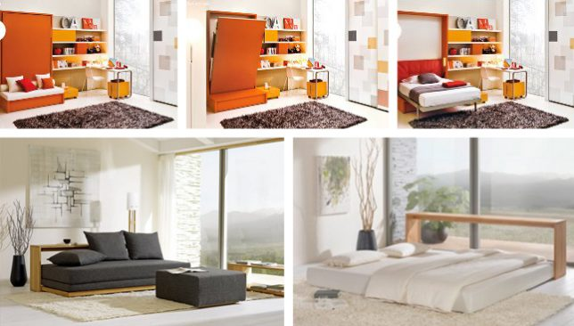Saving Up Space Transforming Multifunctional Flat Pack Furniture Designs Ideas Urbanist