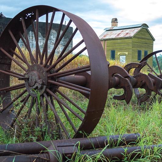 Gilt Trip: An Abandoned Australian Gold Mine thumbnail