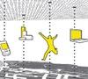 Art Imitates Digital Life: Real World Google Map Pins